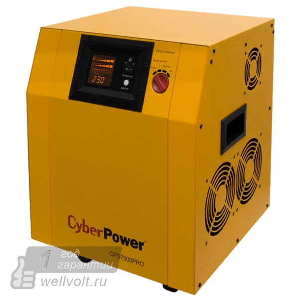 CyberPower CPS 7500PRO
