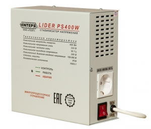LIDER PS400W